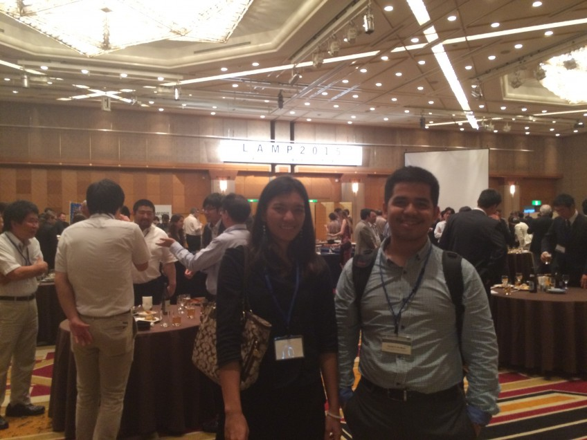 Photonics members showcase research projects in Fukuoka, Japan